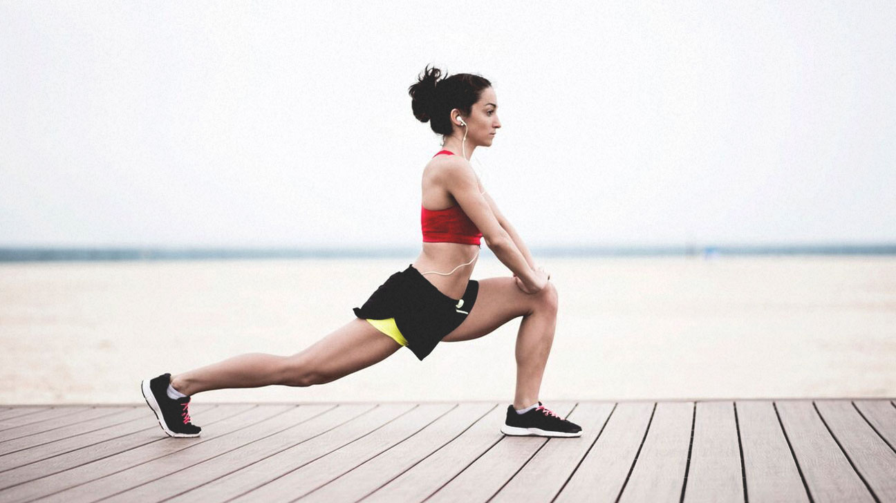 Essential Groin stretches