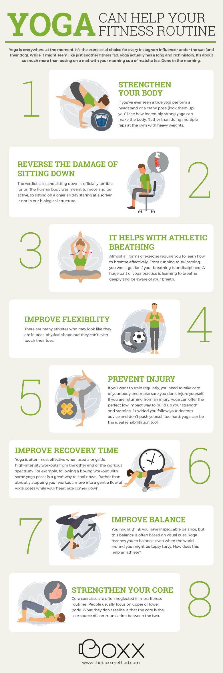 Why yoga can help your fitness routine